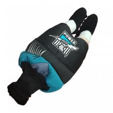 AFL Boot Driver Head Cover - Port Adelaide
