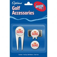 AFL Golf Accessory Pack - Gold Coast