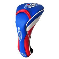 AFL Grab Driver Head Cover - Western Bulldogs