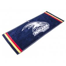 AFL Jacquard Golf Towel - Adelaide