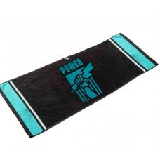 AFL Jacquard Golf Towel - Port Adelaide