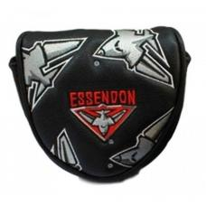 AFL Mallet Putter Cover - Essendon