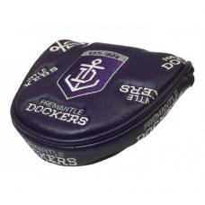 AFL Mallet Putter Cover - Fremantle