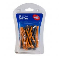 AFL Wooden Golf Tees - GWS Giants