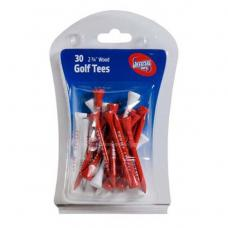 AFL Wooden Golf Tees - Sydney Swans