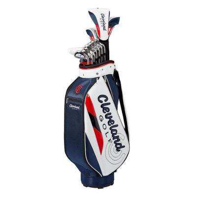 Cleveland Mens Right Hand Steel Golf Package