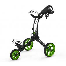 Clicgear Rovic RV1C Golf Buggy - Charcoal/Lime