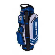 NRL Canterbury Bankstown Bulldogs 2018 Cart Golf Bag