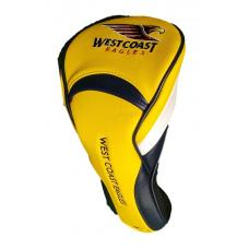 AFL Grab Driver Head Cover - West Coast