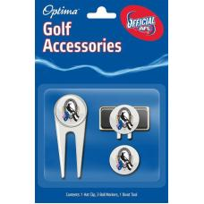 AFL Golf Accessory Pack - Collingwood