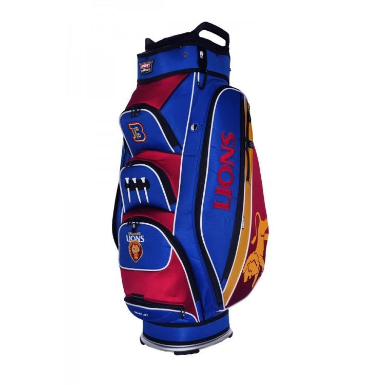 Official Afl Golf Cart Bag In Team Colours