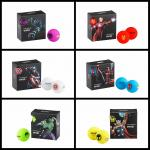 Volvik Vivid Marvel 'Hulk' 4 Ball Pack - Green