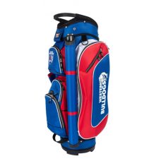AFL Cart Golf Bag - Western Bulldogs