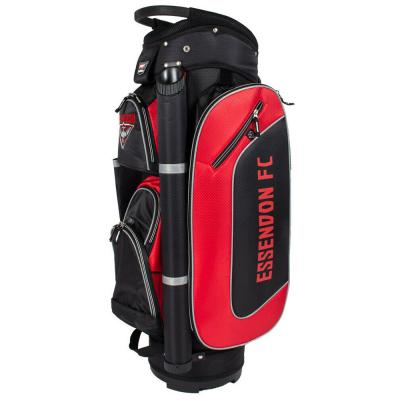 AFL Cart Golf Bag - Essendon - New 2018 Design