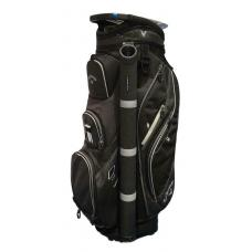 Callaway Forrester 2019 Cart Golf Bag - Black/Grey