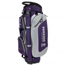 AFL Cart Golf Bag - Fremantle - New 2018 Design