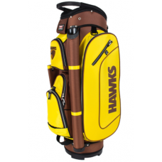 AFL Cart Golf Bag - Hawthorn - New 2018 Design