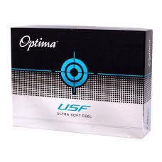 Optima USF Golf Balls - White