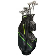 TaylorMade RBZ Mens Left Hand Steel Golf Package
