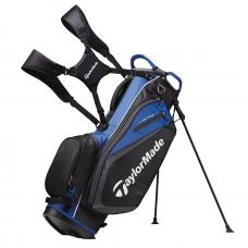 TaylorMade Select Stand Bag - Black/Blue