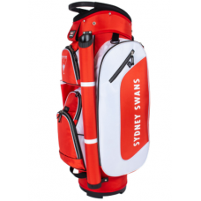 AFL Cart Golf Bag - Sydney Swans - New 2018 Design